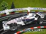 Carrera GO BMW Sauber F1 07 Livery2008 Nr.3 Art.Nr. 61102